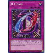 DESO-EN008 D-Fusion Secret Rare