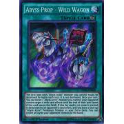 DESO-EN026 Abyss Prop - Wild Wagon Super Rare