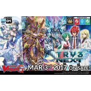 Boite de 12 Character Boosters TRY3 NEXT (G-CHB01)