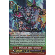 G-BT09/008EN Great Hero, Rising Supernova Triple Rare (RRR)