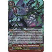 G-BT09/017EN King of Sadism, Dudley Caligula Double Rare (RR)