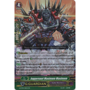 G-BT09/018EN Juggernaut Maximum Maximum Double Rare (RR)