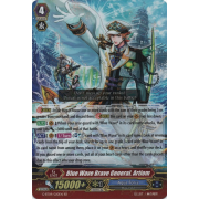G-BT09/020EN Blue Wave Brave General, Artiom Double Rare (RR)
