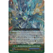 G-BT09/021EN Blue Storm Deterrence Dragon, Ice Barrier Dragon Double Rare (RR)