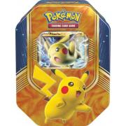 Pokébox Noël 2016 - Pikachu EX
