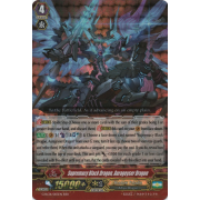G-RC01/003EN Supremacy Black Dragon, Aurageyser Dragon Triple Rare (RRR)