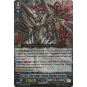 G-RC01/008EN Star-vader, Chaos Breaker Dragon Triple Rare (RRR)