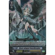 G-RC01/015EN Black-winged Swordbreaker Double Rare (RR)