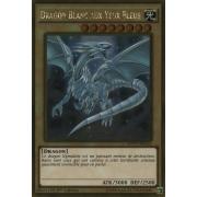 MVP1-FRG55 Dragon Blanc aux Yeux Bleus Gold Rare