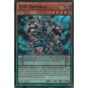 SDPD-FR004 D/D Orthros Super Rare