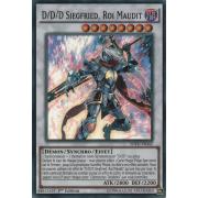SDPD-FR042 D/D/D Siegfried, Roi Maudit Super Rare