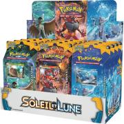Deck Préconstruit Pokémon Soleil et Lune 1 Félinferno