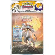 Portfolio Solgaleo + 1 booster Pokémon Soleil et Lune 1