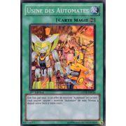 GENF-FR054 Usine des Automates Super Rare