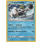 SL01_43/149 Crabominable Rare