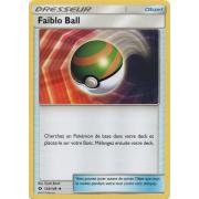 SL01_123/149 Faiblo Ball Peu commune