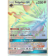 SL01_155/149 Solgaleo GX Hyper Rare