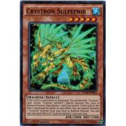 RATE-EN021 Crystron Sulfefnir Super Rare