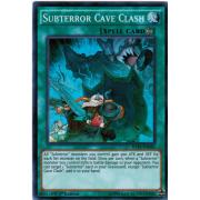 RATE-EN085 Subterror Cave Clash Super Rare