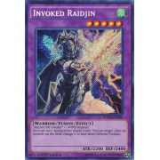 FUEN-EN028 Invoked Raidjin Secret Rare