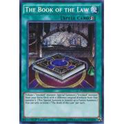 FUEN-EN036 The Book of the Law Secret Rare