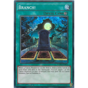 FUEN-EN052 Branch! Super Rare