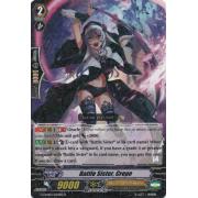 G-CHB02/024EN Battle Sister, Crepe Rare (R)