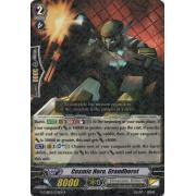 G-CHB02/032EN Cosmic Hero, Grandberet Rare (R)