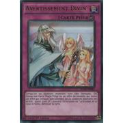 DUSA-FR085 Avertissement Divin Ultra Rare