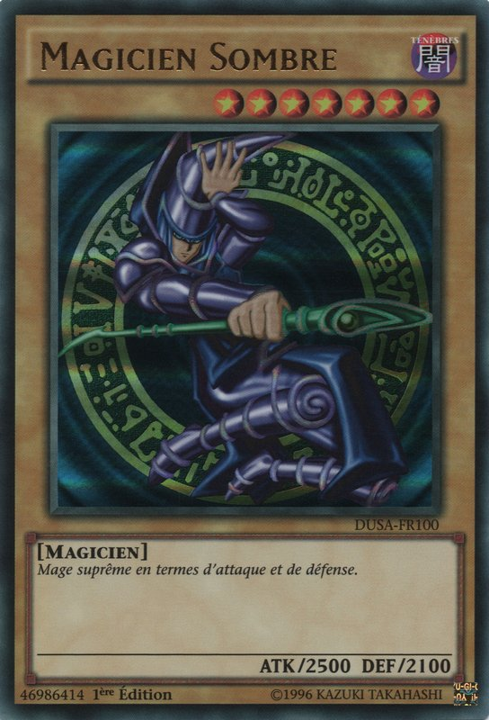 Magicien Sombre