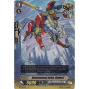 PR/0354EN Dimensional Robo, Daiwolf Double Rare (RR)