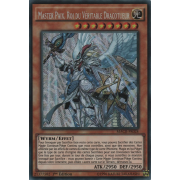 MACR-FR024 Master Paix, Roi du Véritable Dracotueur Secret Rare