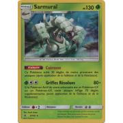 SL02_9/145 Sarmuraï Holo Rare