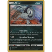 SL02_81/145 Absol Holo Rare