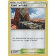 SL02_118/145 Autel du Soleil Peu commune