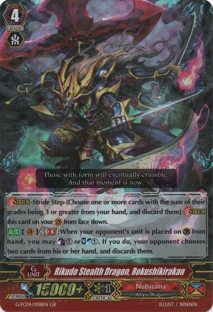 G fc04 008en rikudo stealth dragon rokushikirakan - Rikudo a imprimer ...