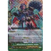 G-FC04/028EN Witch Queen of Iniquity, Jeliddo Triple Rare (RRR)