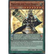 PEVO-FR018 Magicien aux Yeux Dharma Super Rare