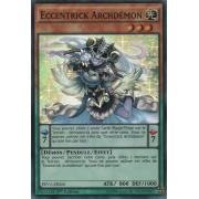 PEVO-FR026 Eccentrick Archdémon Super Rare