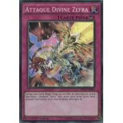 PEVO-FR051 Attaque Divine Zefra Super Rare