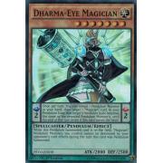 PEVO-EN018 Dharma-Eye Magician Super Rare