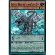 PEVO-EN046 Zefraxi, Treasure of the Yang Zing Super Rare