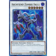 BLLR-EN058 Archfiend Zombie-Skull Ultra Rare