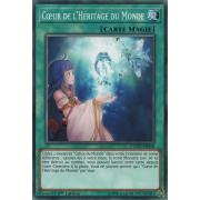 COTD-FR058 Cœur de l'Héritage du Monde Commune