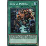 COTD-FR066 Zone de Défense Short Print