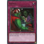 COTD-FR078 Rappel Rare