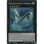 MP17-FR028 Papillocœur Insecte Numérique Commune