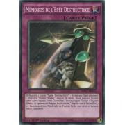 MP17-FR113 Mémoires de l'Épée Destructrice Commune