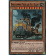 MP17-FR118 Derricrane Train de Fret Lourd Commune