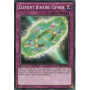 MP17-FR159 Élément Binaire Cipher Commune
